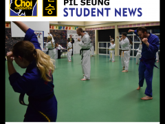 Brighton Martial Arts and Self-defence classes, The Choi Foundation, Robert Tanswell
