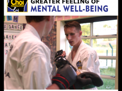 Greater feeling at Martial Art and Self-defence in Brighton at The Choi Foundation