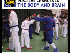 Positive changes in Martial Art and Self-defence in Brighton at The Choi Foundation