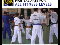 Fitness evening classes for all at Brighton Martial Arts and Self-defence classes, The Choi Foundation, Robert Tanswell