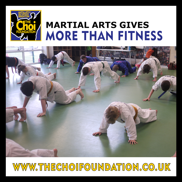 Fitness evening classes for all at Brighton Marital Arts and Self-defence classes, The Choi Foundation, Robert Tanswell