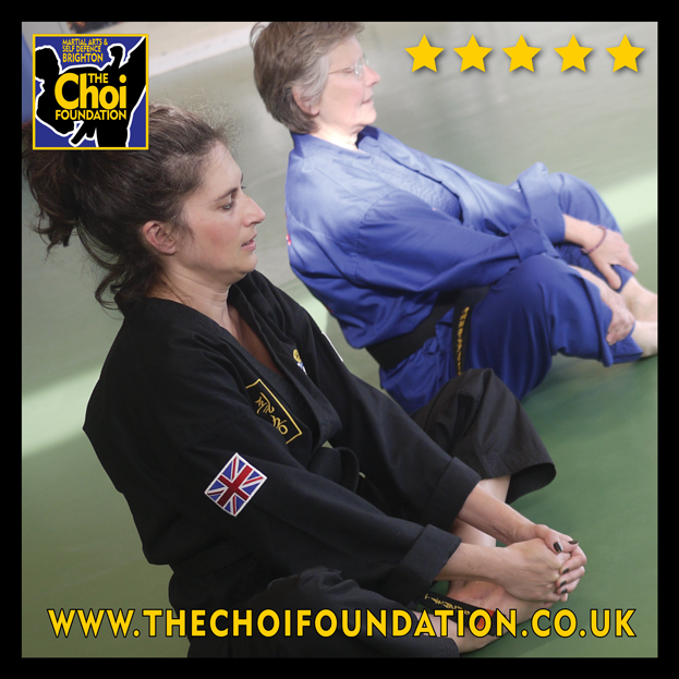 Aerobic, yoga and self-defence fitness classes for all at Brighton Marital Arts and Self-defence classes, The Choi Foundation, Robert Tanswell