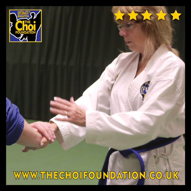 Fitness classes for all at Brighton Marital Arts and Self-defence classes, The Choi Foundation, Robert Tanswell
