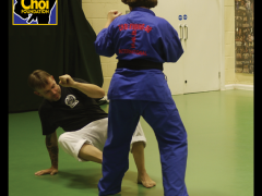 Exercise evening classes for all ages. Brighton Martial Arts and Self-defence classes, The Choi Foundation, Robert Tanswell