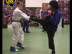 Fitness evening classes for all ages. Brighton Marital Arts and Self-defence classes, The Choi Foundation, Robert Tanswell