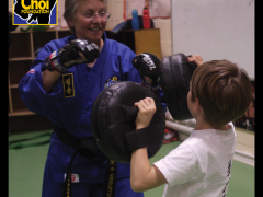 Fitness evening classes for all ages. Brighton Martial Arts and Self-defence classes, The Choi Foundation, Robert Tanswell