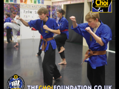 Brighton Marital Arts and Self-defence fitness classes, The Choi Foundation, Robert Tanswell