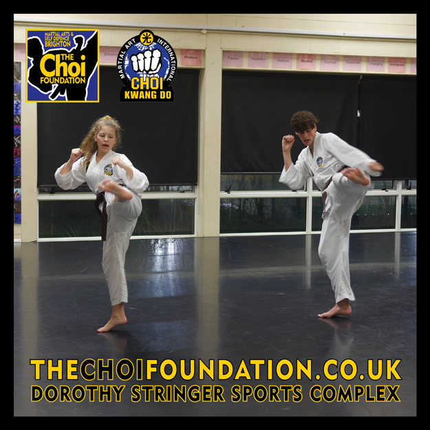 Brighton Martial Arts and Self-defence fitness classes, The Choi Foundation, Dorothy Stringer Sports Complex, Robert Tanswell